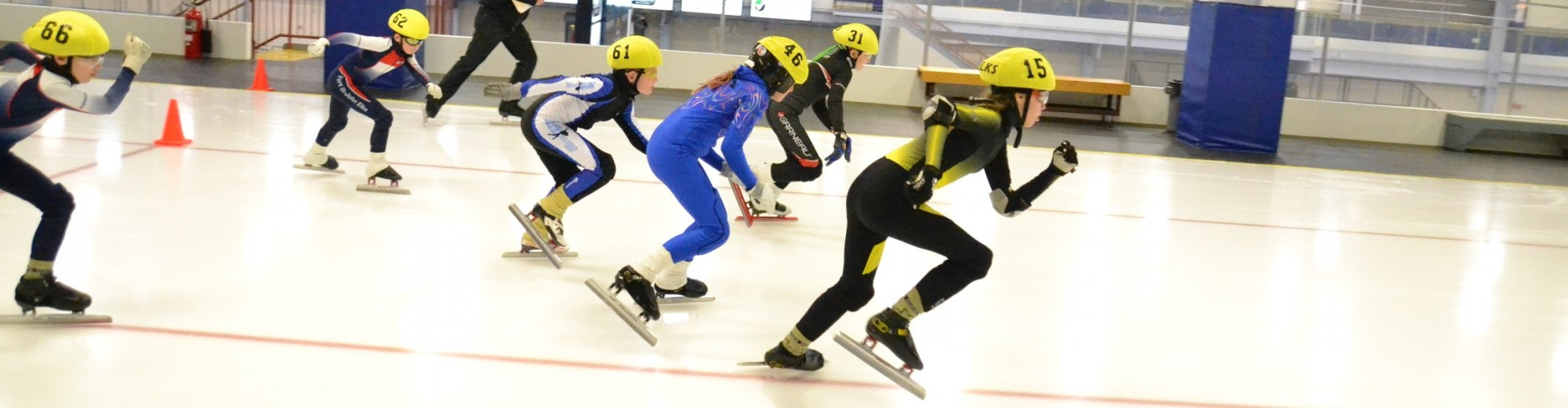 FORT ST JOHN ELKS SPEED SKATING CLUB